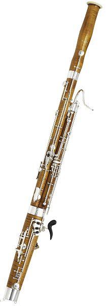 Moosmann bassoon, 222 Pro Model E