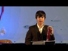 A música é o meu grande azul | Inês, João e Edgar | TEDxKids@CentralTejo - YouTube