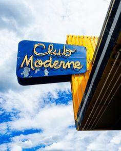 Club Moderne ~ Anaconda, Montana