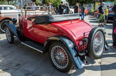 Riley Nine 2-seat roadster | by The Adventurous Eye
