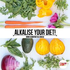Learn how to alkalise your diet from Skinny Me Tea  www.onedoterracom www.fac