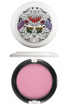 MAC Liberty of London Collection blush packaging.