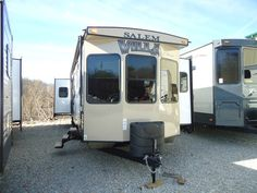 2015 Forest River Salem Villa 400RETS Park Models RV For Sale In Connelsville Pennsylvania