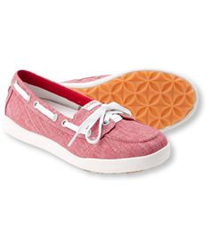 Women's Deck Boat Shoes | Now on sale at L.L.Bean