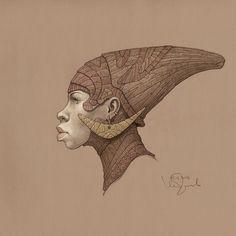 Afro-Futurism  Penko Gelev  Sofia Bulgaria by kissmyblackads