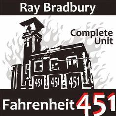 FAHRENHEIT 451 High School Classroom English Teaching Literature Resources
