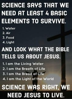 We need Jesus to live – Faith Image Christian Posters, Christian Pics, Christian Faith, Asking For Forgiveness, Living Water, Everlasting Life, Really Love You, God First, Gods Promises