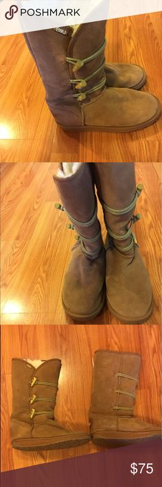 Emu boots Great used condition. 🚭 Smoke free, 💜😺🐶 Pet friendly household. Emu Shoes Winter & Rain Boots