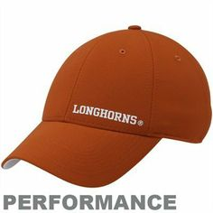 Nike Texas Longhorns 2012 Players Swoosh Dri-FIT Legacy 91 Flex Hat - Burnt Orange by Nike. Save 60 Off!. $9.99. One size fits most. Officially licensed Longhorns flex hat. Structured fit. 100% Polyester. Dri-FIT technology for ultimate comfort. Here's your chance to get even closer to the game. Shield your eyes from the sun in official Texas style with this Players Swoosh flex hat by Nike. This is the same style worn on the sidelines by the longhorns  players. It features Dr...