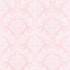 Tapete-Rasch-Country-Charm-298092-Barock-Ornamente-alt-rosa-weiss-glaenzend