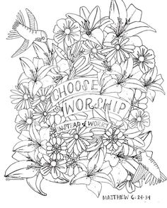 Color the Promises of God: An Adult Coloring Book for Your