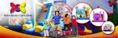 Rent Reliable Inflatables From Perth Bouncy Castle Hire Bouncy Castle Hire, Perth, Castles, Funny Jokes, Arts And Crafts, Entertaining, Children, Safety, Business