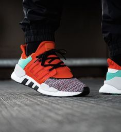 """everysize on Instagram  """" adidas EQT Support 91 18 in a fresh colorway 💯  • Go get yours now! • 📸  overkillshop  adidas  eqt  adidaseqt   adidasequipment…"""" ba3e0f1233"""