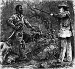 1831-Nat Turner, an enslaved African-American preacher, leads the most significant slave uprising in American history. He and his band of followers launch a short, bloody, rebellion in Southampton County, Virginia. The militia quells the rebellion, and Turner is eventually hanged. As a consequence, Virginia institutes much stricter slave laws.