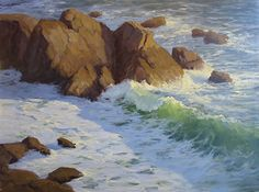 The Power and the Glory by Kathleen Dunphy Oil ~ 30 x 40