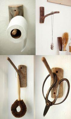 WABI SABI Scandinavia - Design, Art and DIY.: Trären inspiration