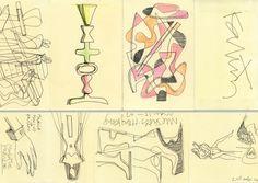 Moleskine Detour: Inside the Notebooks of Beloved Creative Icons | Brain Pickings