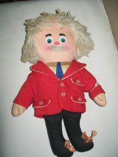 Vintage Captain Kangaroo Doll from Questor by WeRememberWhen
