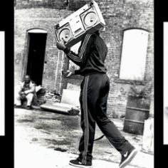 #tbt the #boombox #Music #hip-hop #mobile #radio #cassette #tapes #streets #air #speakers #sound