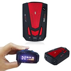 Car Radar Detector, SQdeal 16 Band Laser/Radar Detector Voice Alert Car Speed Alarm System with 360 Degree Detection, City/Highway Mode, Bright LED Display - http://www.caraccessoriesonlinemarket.com/car-radar-detector-sqdeal-16-band-laserradar-detector-voice-alert-car-speed-alarm-system-with-360-degree-detection-cityhighway-mode-bright-led-display/  #Alarm, #Alert, #Band, #Bright, #CityHighway, #Degree, #Detection, #Detector, #Display, #LaserRadar, #Mode, #Radar, #Speed, #