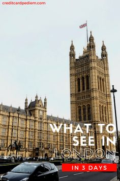 What to See in Londo