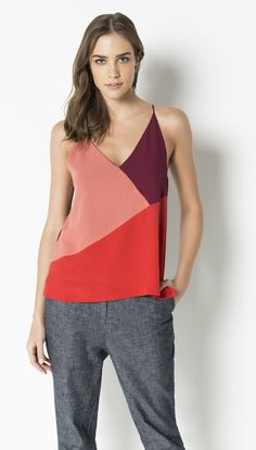 REGATA CREPE - Shoulder