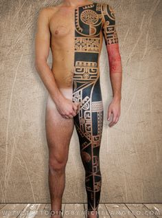 marquesan tattoos for couples Sweet Tattoos, Hot Tattoos, Couple Tattoos, Black Tattoos, Body Art Tattoos, Tribal Tattoos, Tattoos For Guys, Michelangelo Tattoo, Bible Verse Tattoos