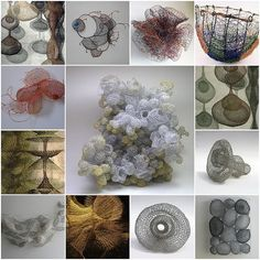 wire crochet- bubbly and beautiful.