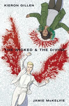 Exclusive: Gillen & McKelvie Announce New Image Series, 'The Wicked & The Divine'