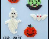 Décorations murales Halloween : Accessoires de maison par magic-perles sur ALittleMarket