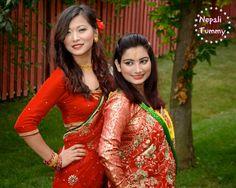 Teej Celebration 2014 :)Nepali Tummy