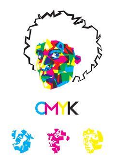 Face #CYMK