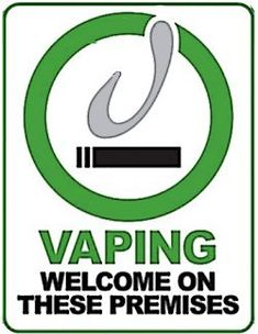 We will be doing an article soon on vaping in public - tell us your view we'd love to hear it! #KeepOnVaping