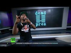M1 of Dead Prez on Revolution, Gaza & the Cuban 5   Breaking the Stage
