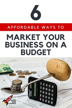 Marketing your small business on a tight budget isn't as hard as you think. Use these 6 strategies to advertise your business with little or no money. via @pattitudez