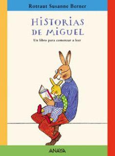 Miguel es un conejito que vive con su familia. Descubre lo que le rodea a través de pequeñas historias llenas de sencillez y ternura.