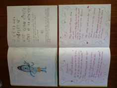Waldorf ~ 5th grade ~ Ancient India ~ Shiva ~ Brahma ~ main lesson book