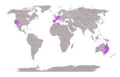 Ik heb 4.5% van de wereld ontdekt #mytravelmap