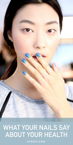 What your nails say about you!