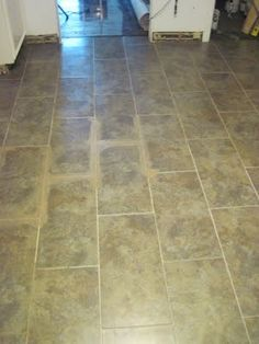 this is groutable peel and stick tile! | bathroom | pinterest