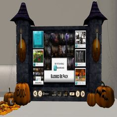 Dreamer's Virtual World: Halloween is 50% Off @ KaTink