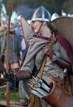 Reenactment: Battle of Hastings 1066