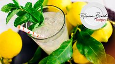 How to Make Fresh Lemonade - One Glass Recipe