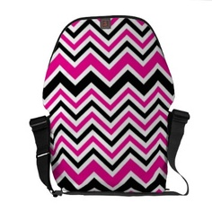 Messenger Bag Retro Zig Zag Chevron Pattern  http://www.zazzle.com/messenger_bag_retro_zig_zag_chevron_pattern-210529336975274646