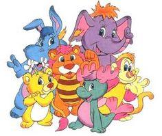 Wuzzles Bubblelion Hoodie Retro Cartoon Film Movie TV Classic 80s 90s #126