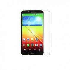 Folie protectie ecran - transparenta - clara - telefon mobil - LG G2