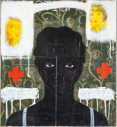 Kerry James Marshall | Stigma Stigmata | The Met
