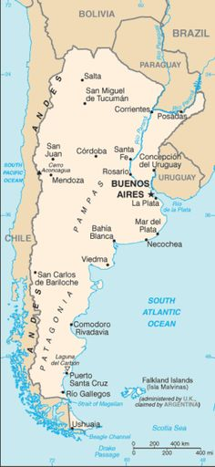 Gu Argentinien Reise. Befindet sich die finden Sie in unserem gu von Argentinien: Orte zu besuchen, Gastronom, Parteien...