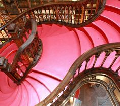 The Lello & Irmao Bookstore in Portugal: | The 30 Best Places To Be If You LoveBooks