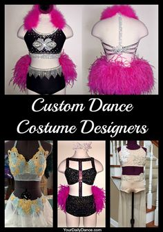 Custom Dance Costume Designers